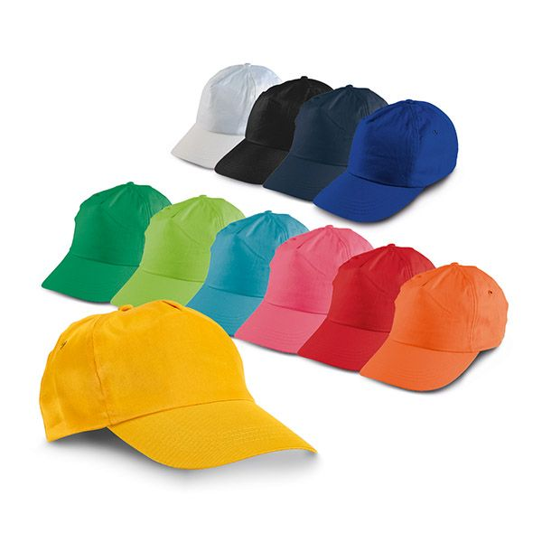 Gorras campbel de poliéster vista 1