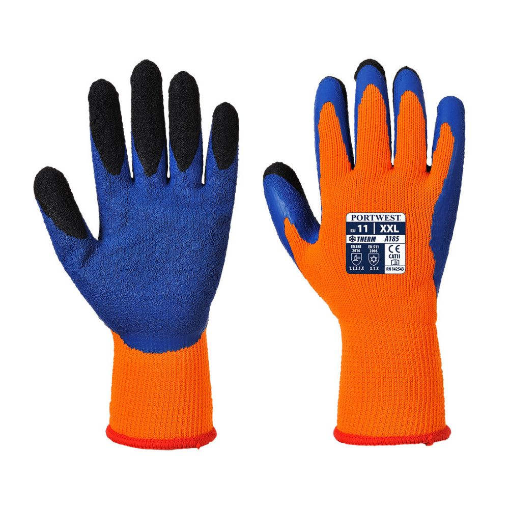 Guantes de trabajo duo therm vista 1