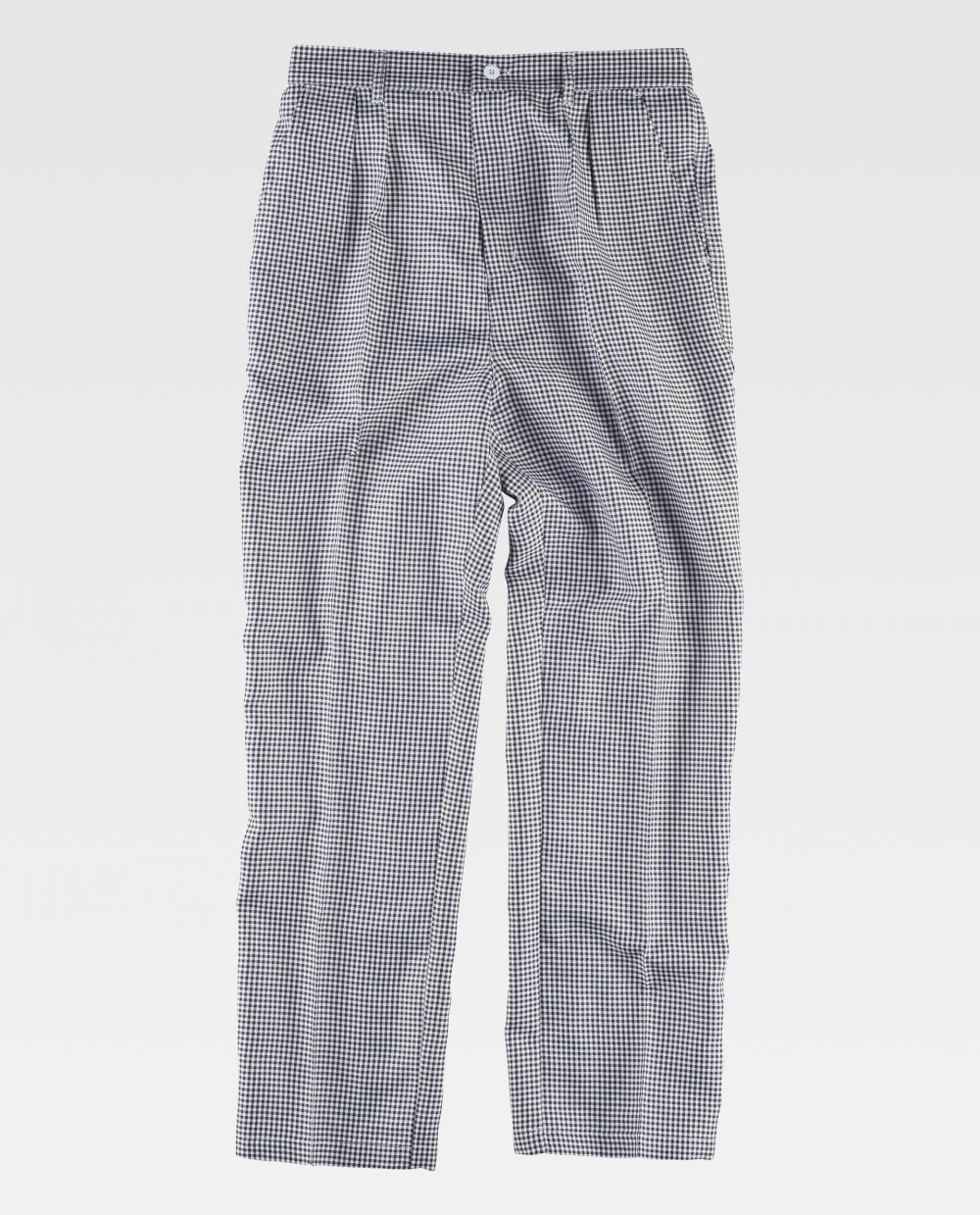 Pantalones de hostelería workteam b1426 de poliéster vista 2