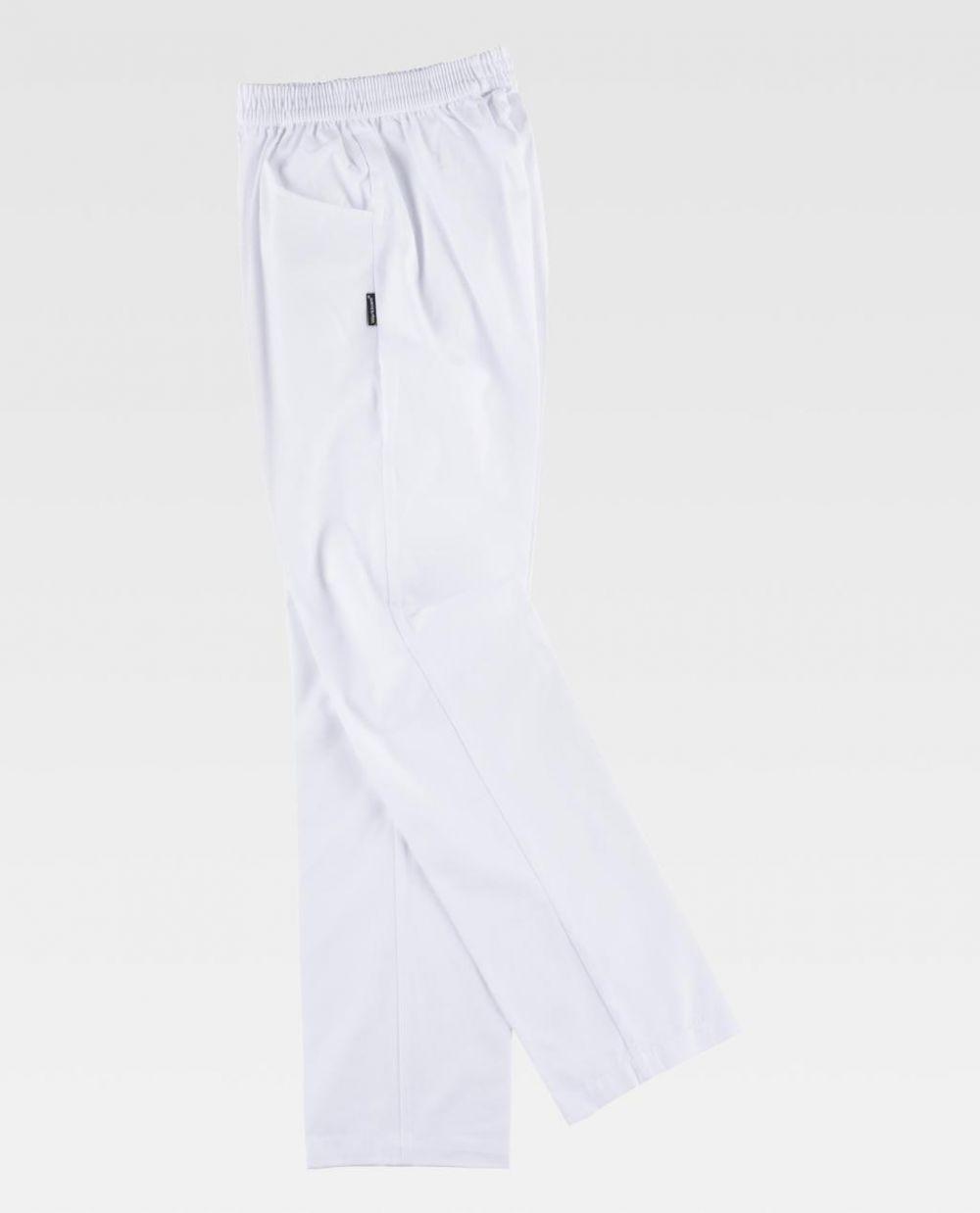 Pantalones sanitarios workteam servicios para personalizar vista 1