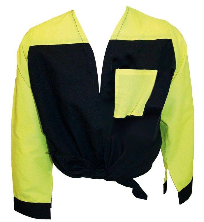Blusones peñas cuello abierto 2 colores niño de algodon con logo vista 1