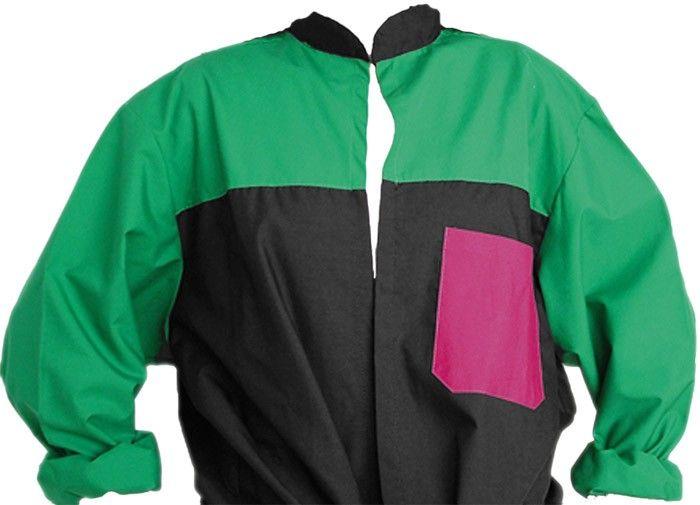 Blusones peñas personalizado cuello mao 3 colores de algodon con impresión vista 1