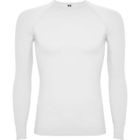 Camisetas técnicas roly prime niño de poliamida con publicidad imagen 1