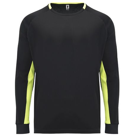 Equipaciones deportivas roly camiseta porto niño de poliéster con publicidad vista 1