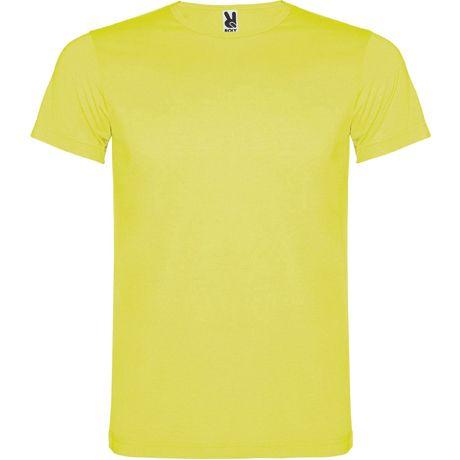Camisetas manga corta roly akita niño de poliéster para personalizar vista 1