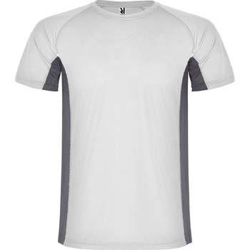 Camisetas técnicas roly shanghai niño de poliéster para personalizar vista 1