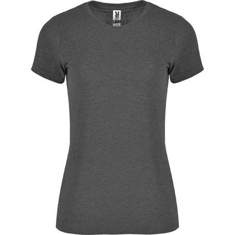 Camisetas manga corta roly fox mujer de poliéster con publicidad vista 1