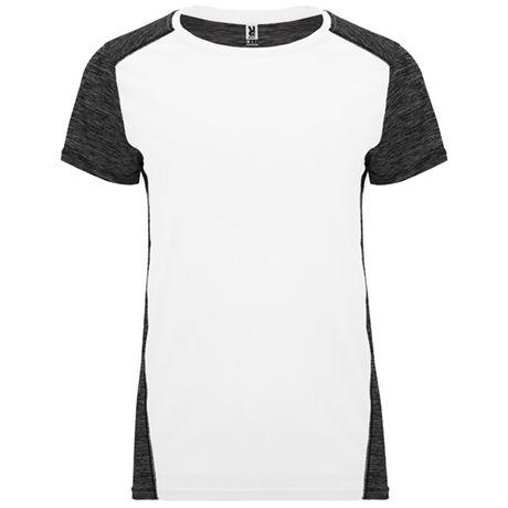 Camisetas técnicas roly zolder mujer de poliéster vista 1