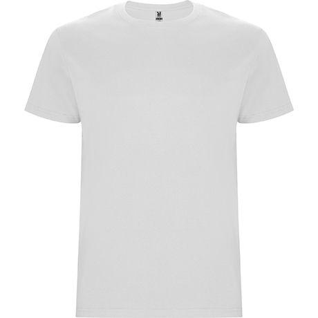 Camiseta STAFFORD blanca Unisex