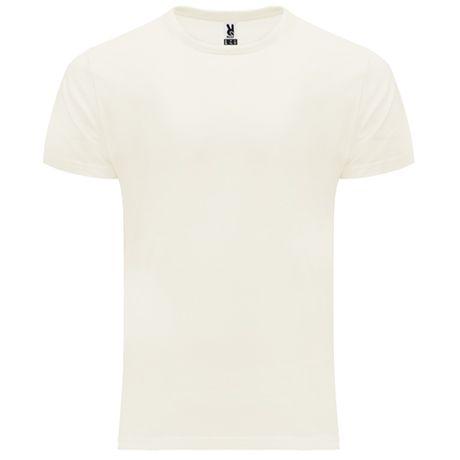 Camisetas manga corta roly basset de 100% algodón ecológico con logo vista 1