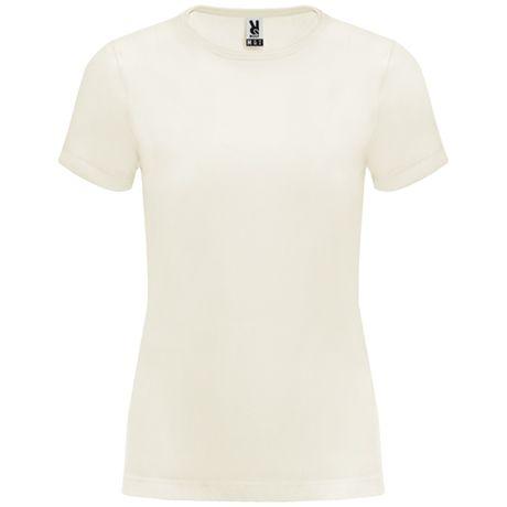Camisetas manga corta roly basset mujer de 100% algodón ecológico vista 1
