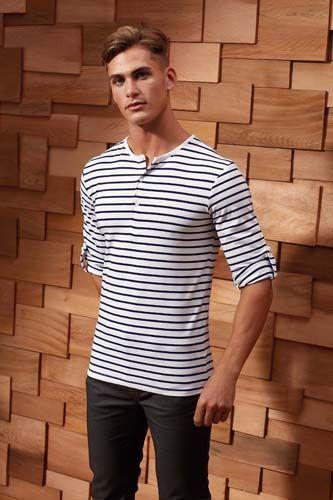 Camiseta «Long John» hombre