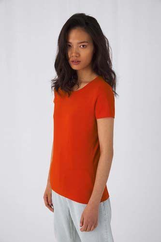 Camiseta orgánica Inspire Plus mujer