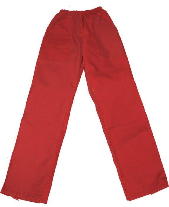 Pantalones peñas peñas 1 color confección niño de algodon imagen 1