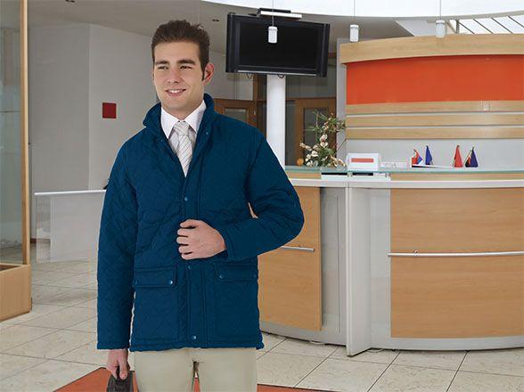 Parkas y abrigos valento baltimore para personalizar imagen 1