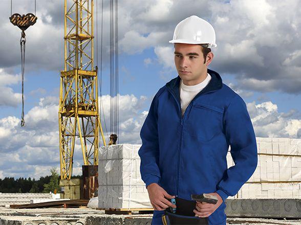 Ropa térmica de trabajo valento chaqueta valento winterfell de poliéster vista 1