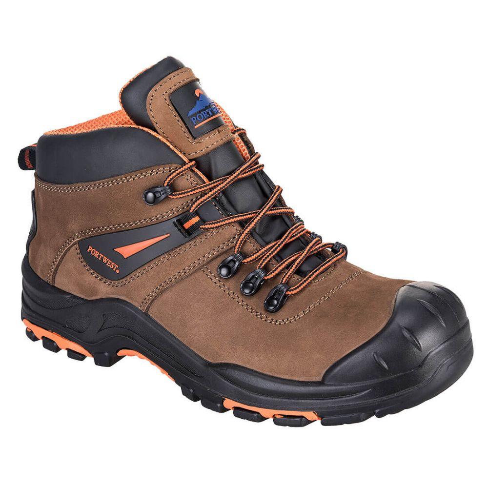 Calzado seguridad bota portwest compositelite montana hiker s3 vista 1