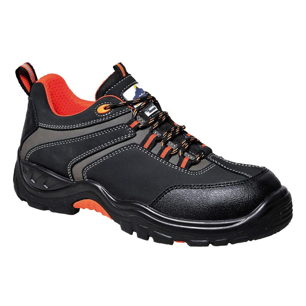 Zapatos de trabajo zapato portwest compositelite operis s3 hro con impresión vista 1