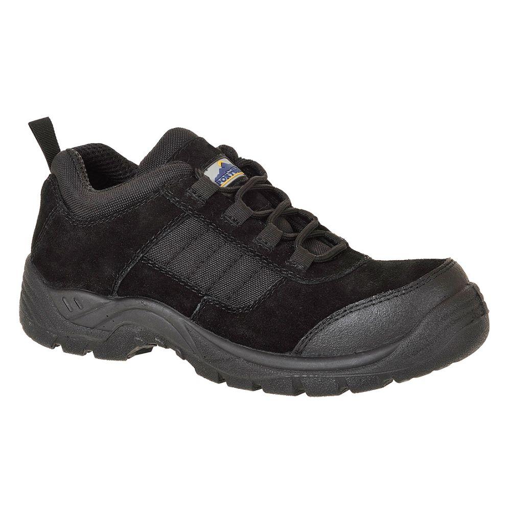 Zapatos de trabajo zapato portwest compositelite trouper s1 para personalizar vista 1