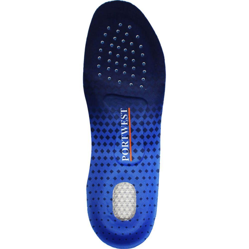 Zapatos de trabajo plantilla ultimate comfort con impresión vista 1