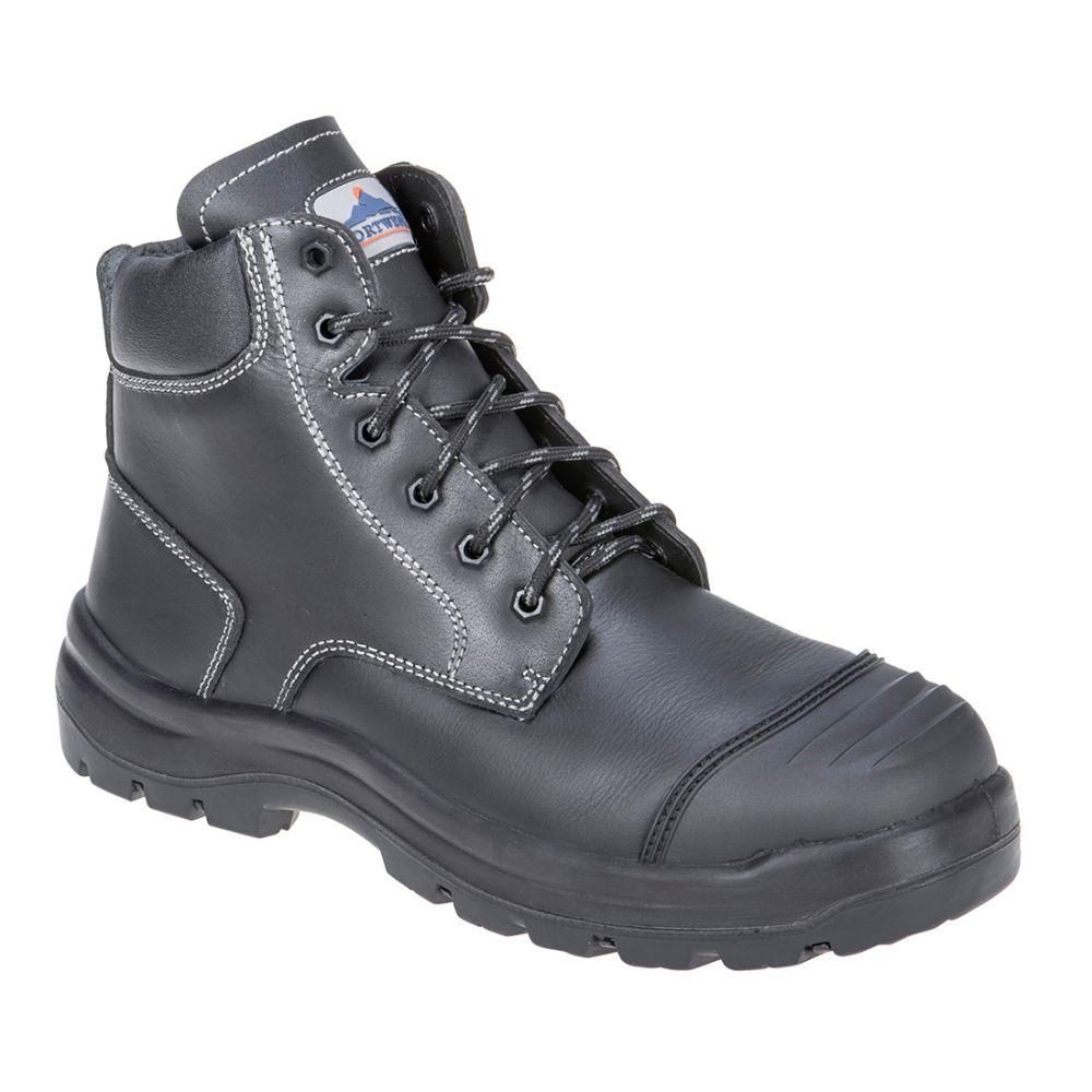 Zapatos de trabajo bota de seguridad clyde s3 hro ci hi fo vista 1