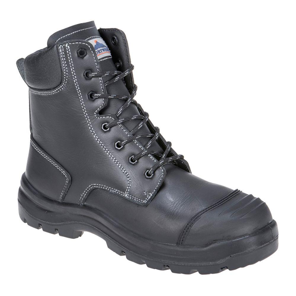 Zapatos de trabajo bota de seguridad eden s3 hro ci hi fo vista 1