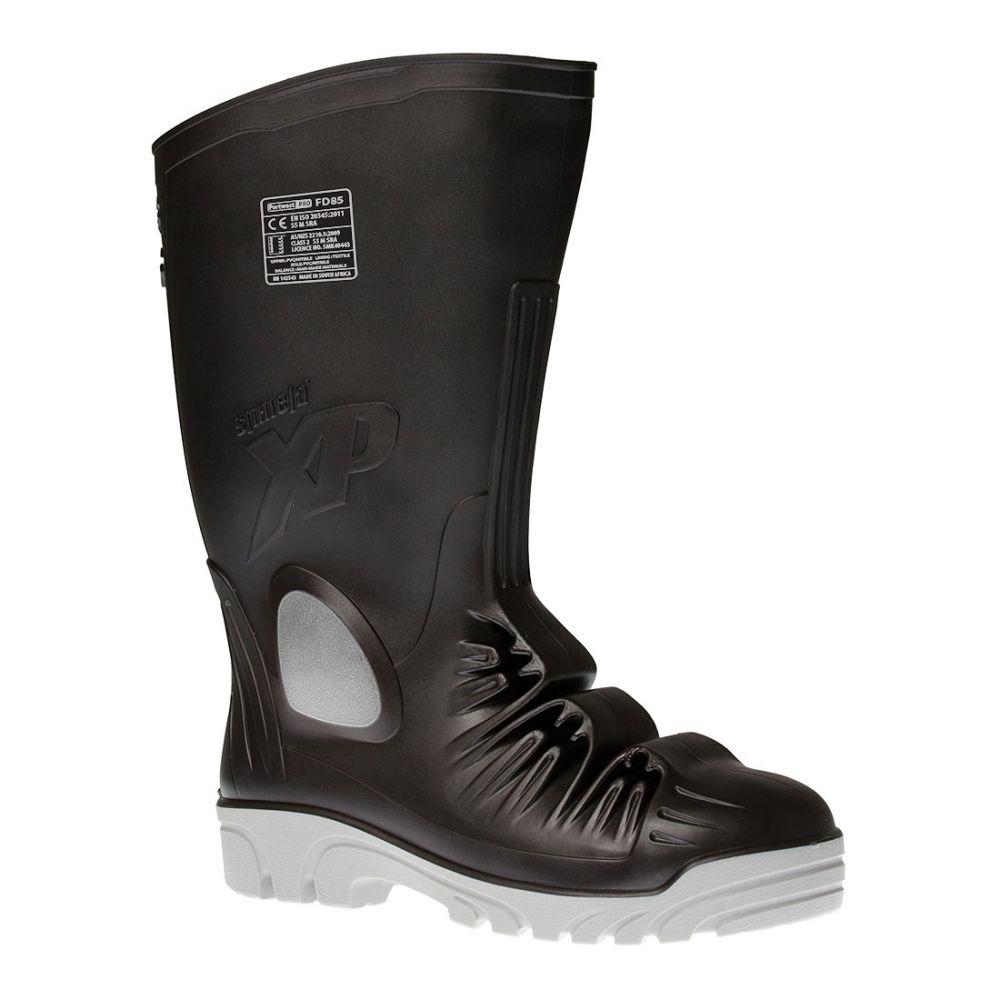 Zapatos de trabajo bota wellington mettamax safety s5 m para personalizar vista 1