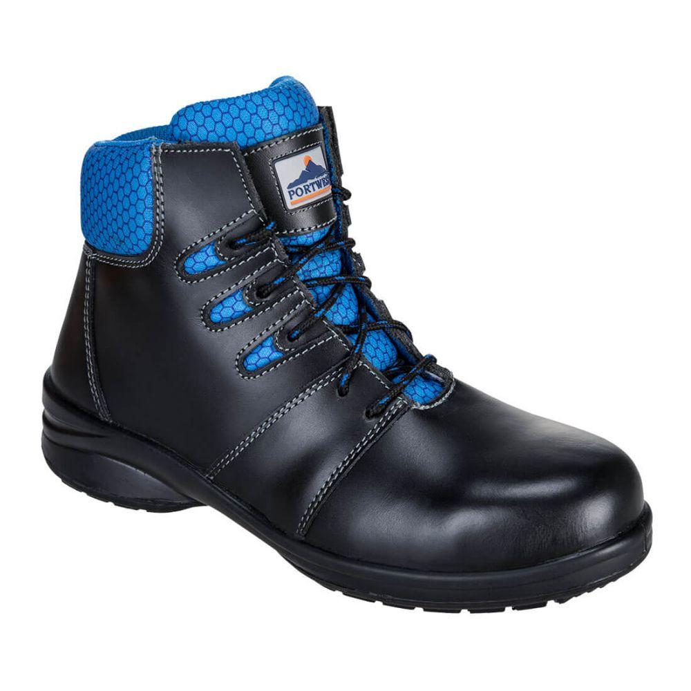 Zapatos de trabajo bota de mujer steelite lily s1p vista 1