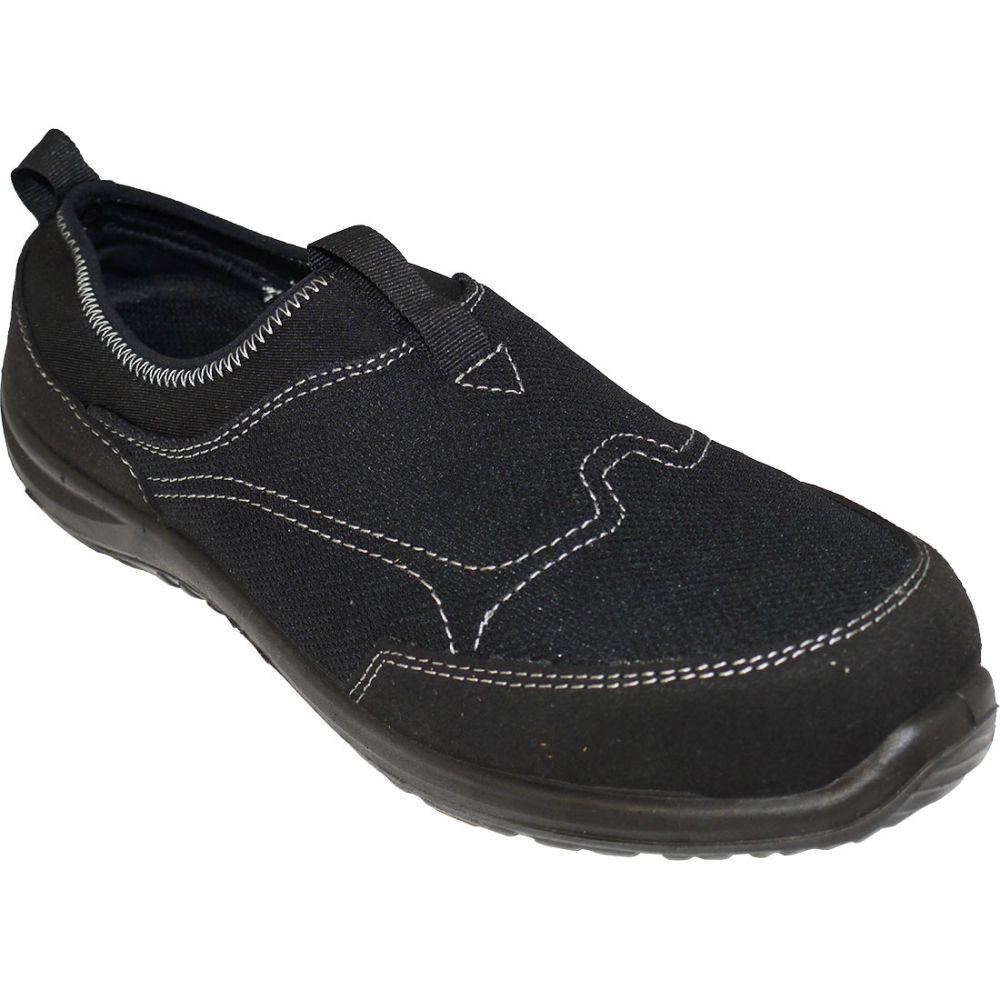 Zapatos de trabajo deportivo steelite tegid slip on s1p vista 1