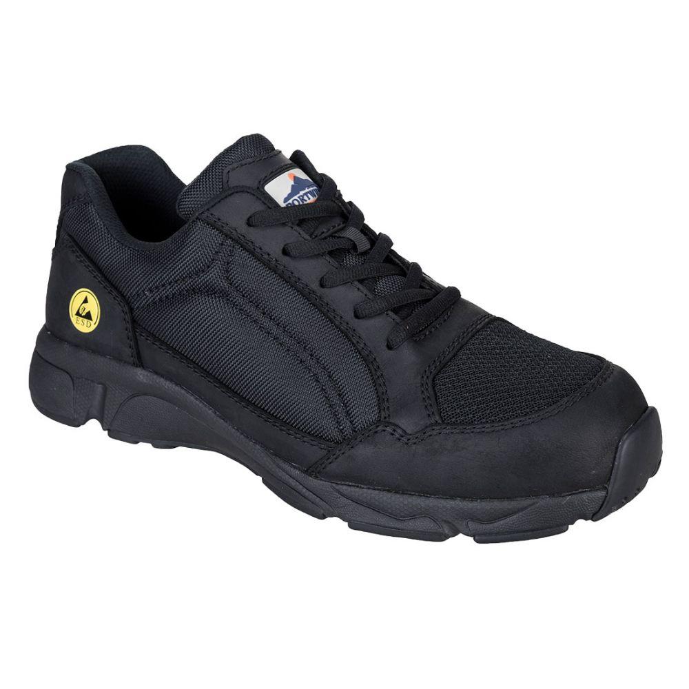 Zapatos de trabajo deportivo portwest compositelite esd tees s1p vista 1