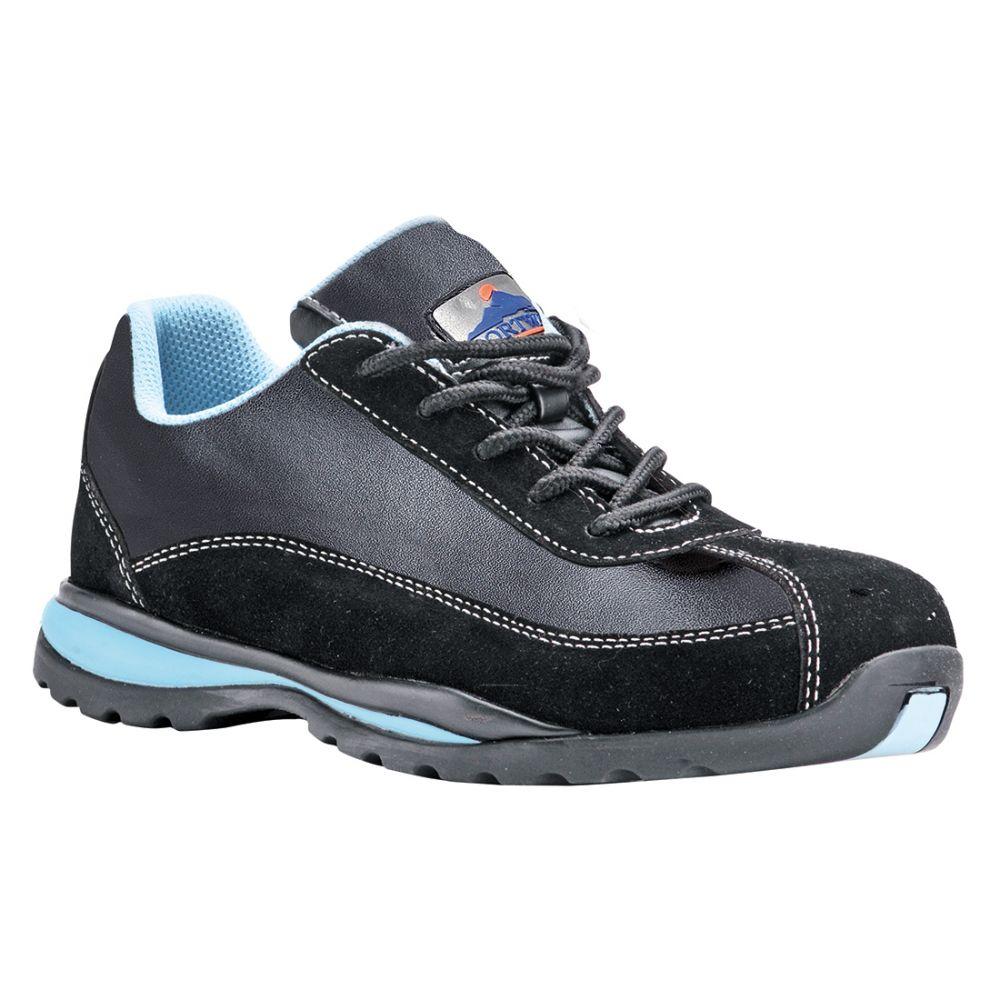 Zapatos de trabajo deportivo steelite ladies trainer s1p hro vista 1