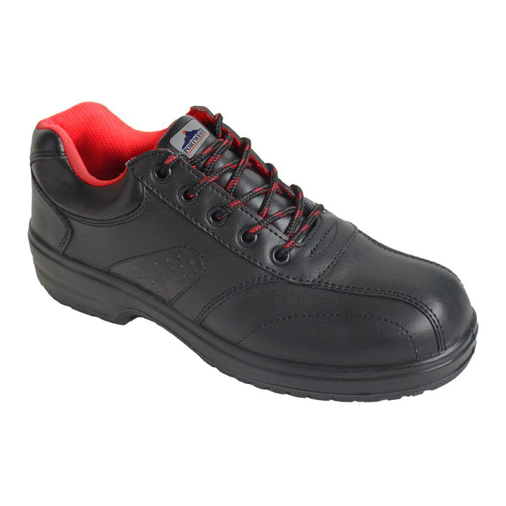 Zapatos de trabajo zapato steelite ladies s1 vista 1