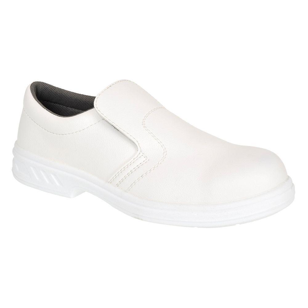 Zapatos de trabajo zapato de trabajo slip on o2 vista 1