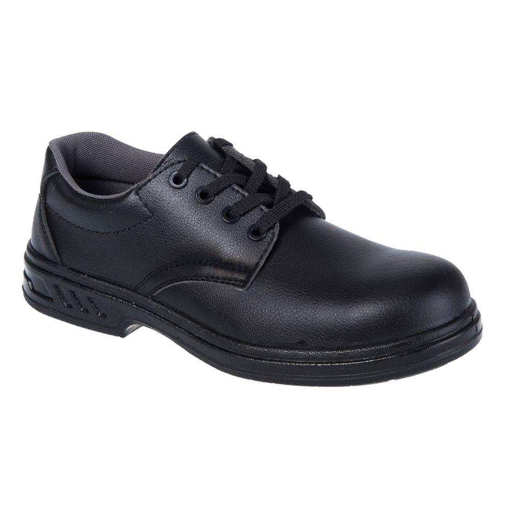 Zapatos de trabajo zapato steelite laced s2 vista 1