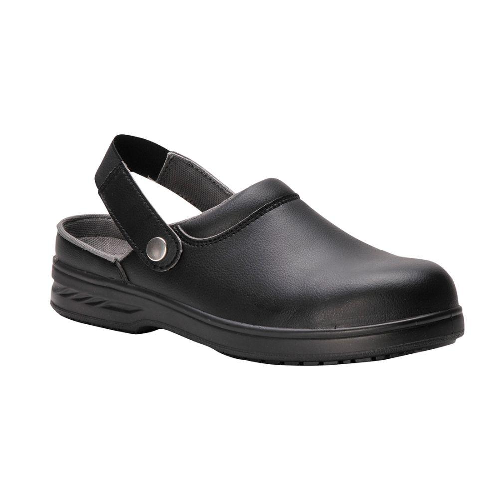 Zapatos de trabajo zueco de seguridad steelite sb ae wru vista 1