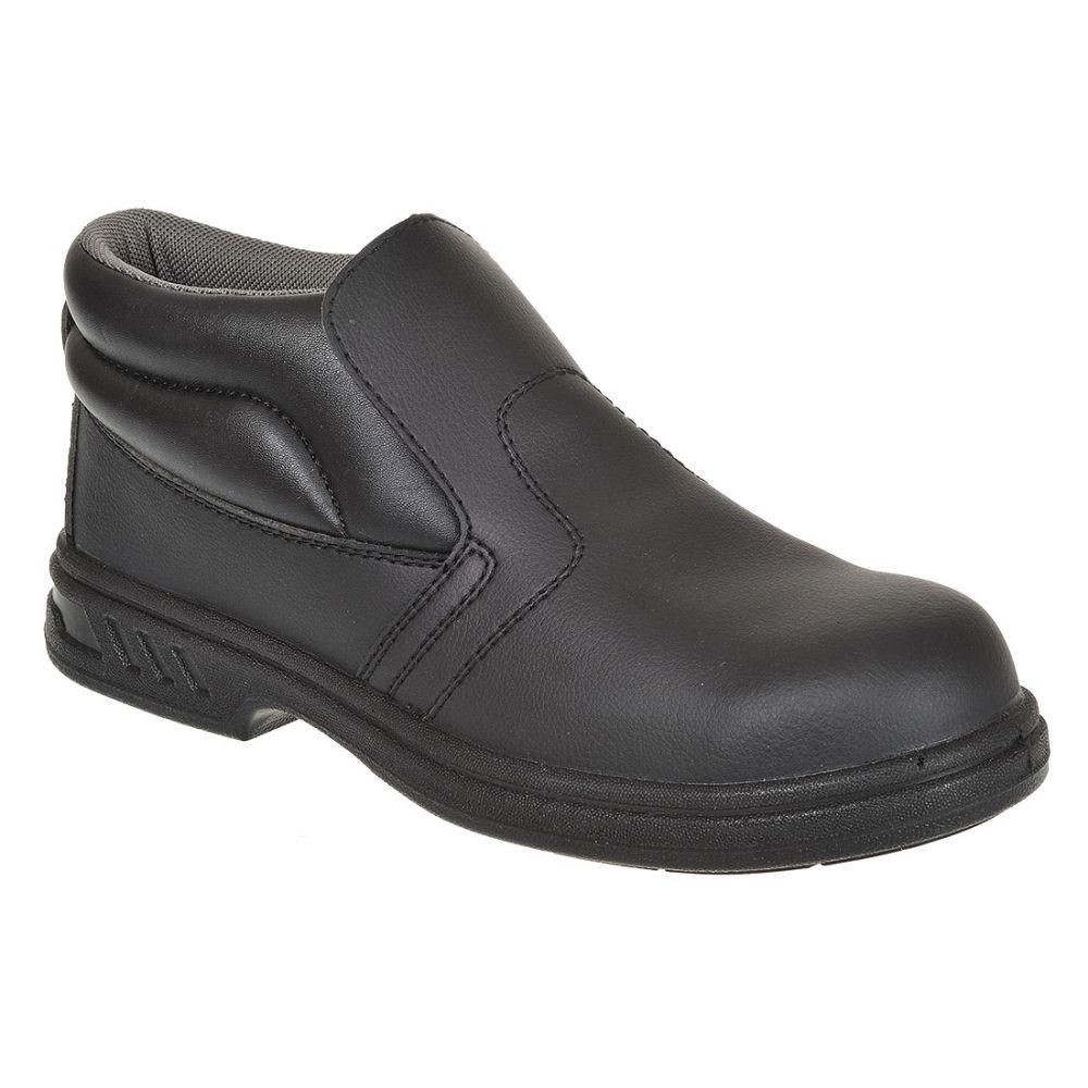 Zapatos de trabajo bota steelite slip on s2 para personalizar vista 1