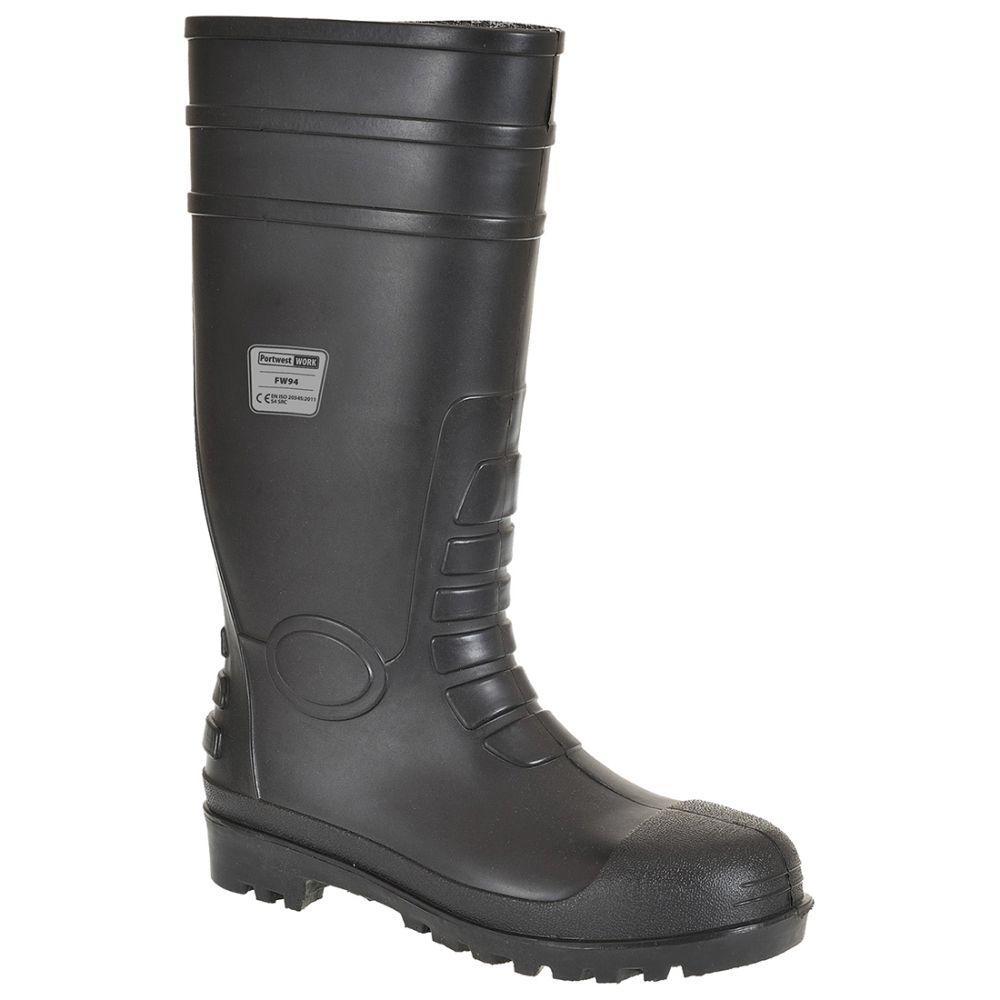 Calzado seguridad bota wellinton âclassic s4 vista 1