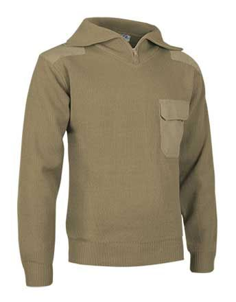 Ropa térmica para trabajar valento jersey valento driver de acrílico con publicidad vista 1