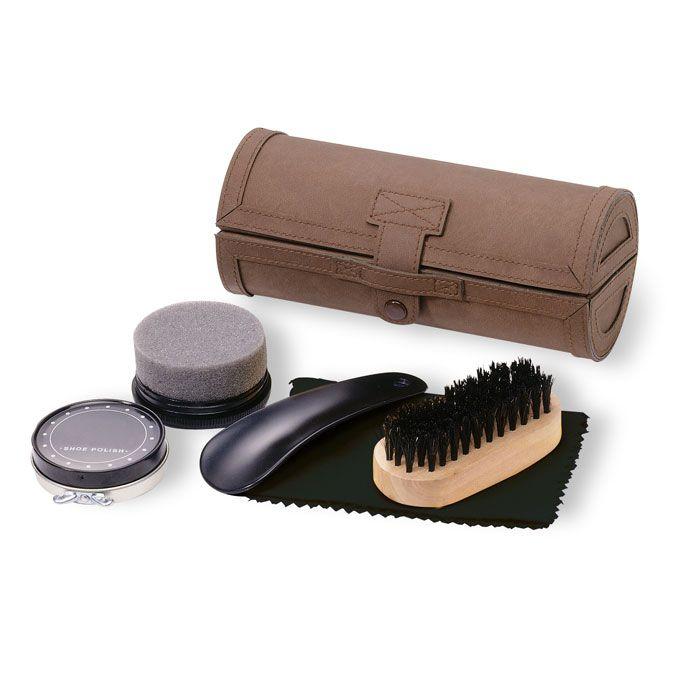 Otros accesorios de viaje gentleman set limpiacalzado de pvc con impresión imagen 1