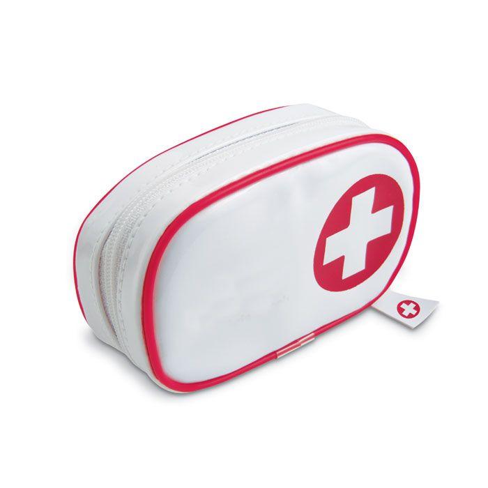 Automóvil gil kit de primeros auxilios de pvc imagen 2