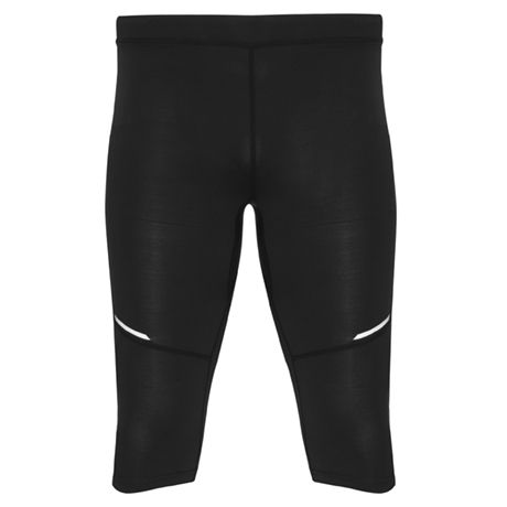 Pantalones técnicos roly icaria de poliéster con logo vista 1