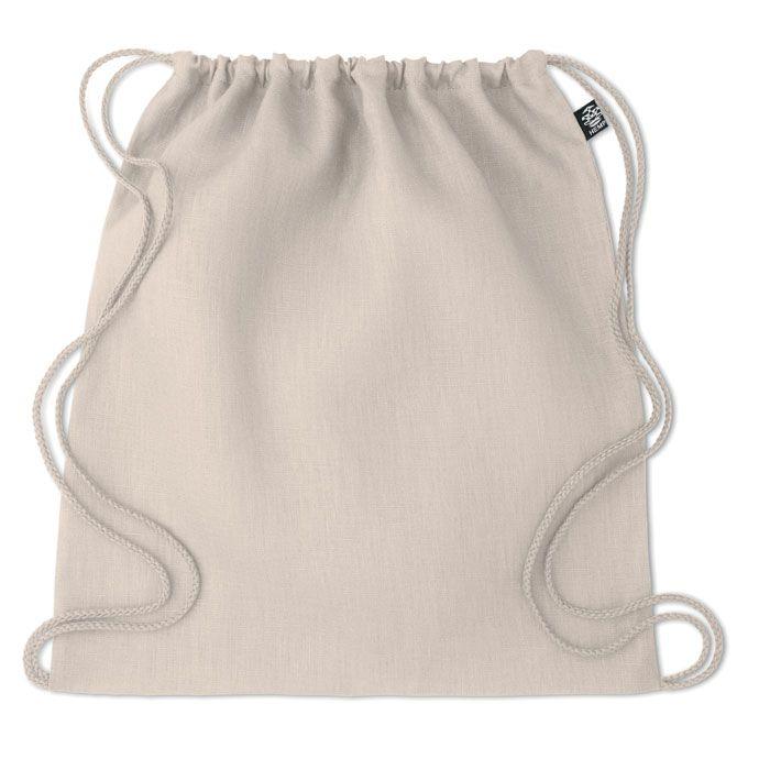 NAIMA BAG Bolsa cuerdas cáñamo 200 gr/m²