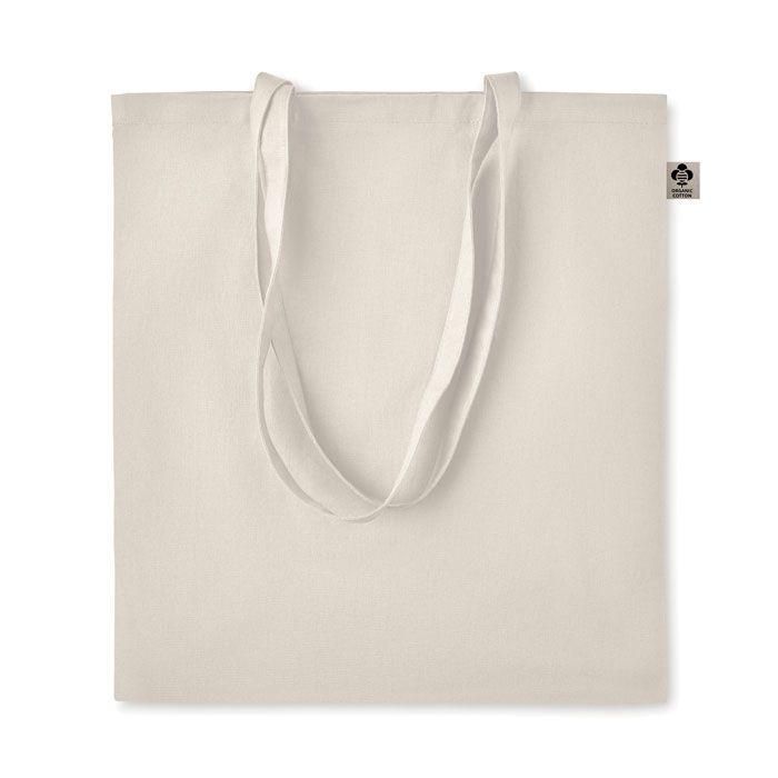 ZIMDE Bolsa compra algodón organico