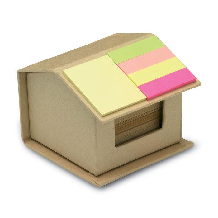 Notas adhesivas recyclopad de papel ecológico vista 1