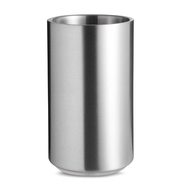 Enfriadores y cubiteras coolio enfriador de acero inoxidable de metal con impresión imagen 2