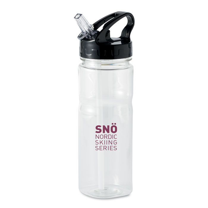 NINA Botella con pajita