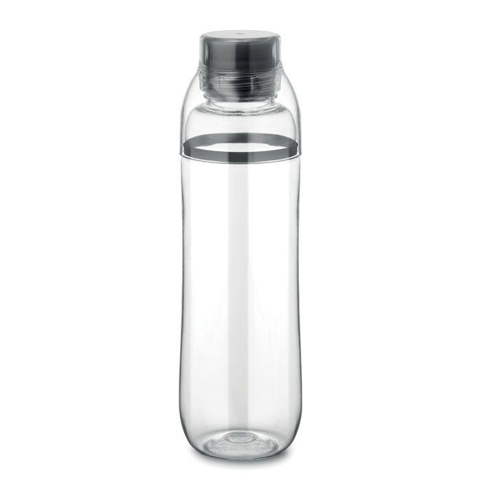 Botellas personalizadas tower de plástico con publicidad vista 1