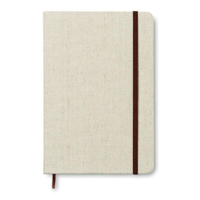 CANVAS Cuaderno A5 con tapa de canvas