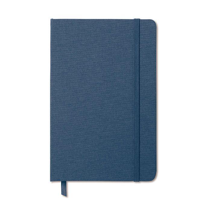 FABRIC NOTE Cuaderno A5 doble tono