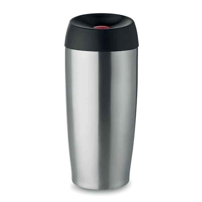 Vasos para llevar uppsala de metal con impresión vista 1